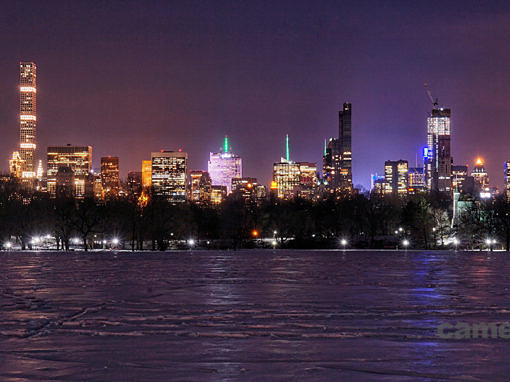 2017-03 – New York Skyline from Central Park