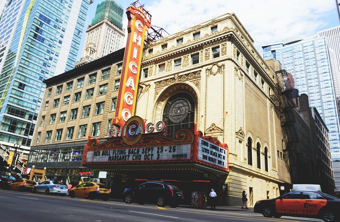 2015-08 – Chicago Theater – Chicago