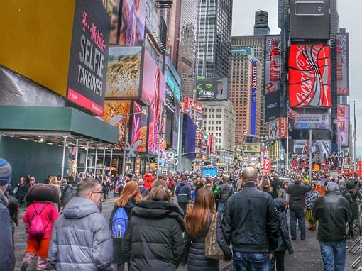 2016-03 – Times Square – New York