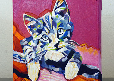 2017-05 - Pop Art Kitten1 by Cameron Dixon - left-1080px