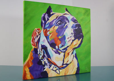 Pop Art Pet Painting - Athena - Cameron Dixon - DSC00301-right-1080px